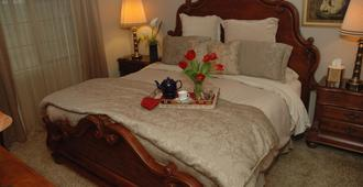 A Haven Of Rest Bed & Breakfast - Oakhurst - Schlafzimmer