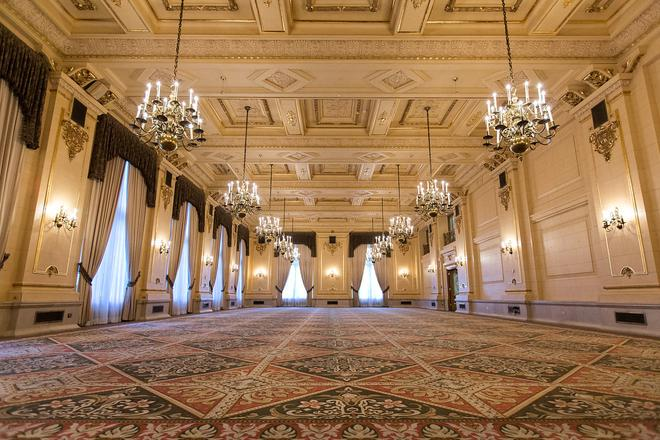 The Fort Garry Hotel - Winnipeg - Business centre