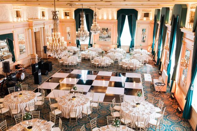 The Fort Garry Hotel - Winnipeg - Banquet hall