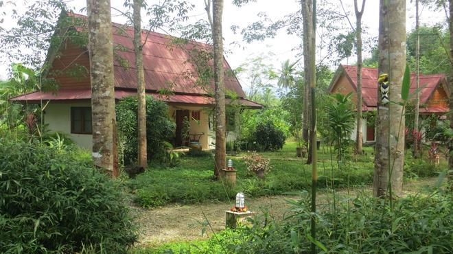 Manora Garden B & B - Phangnga - Vista del exterior