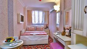 Santefe Hotel - Istanbul - Schlafzimmer