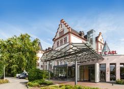 Parkhotel Prinz Carl - Worms - Edifício