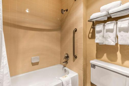 Quality Inn and Suites - Columbia - Phòng tắm