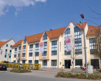 City Hotel Aschersleben - Aschersleben - Gebäude