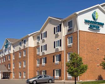Woodspring Suites Omaha Bellevue - Bellevue - Gebouw