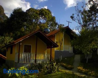 Pousada Canto Dos Pássaros - Monte Verde - Building