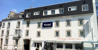 Kyriad Vannes Centre-Ville - Vannes - Edifício