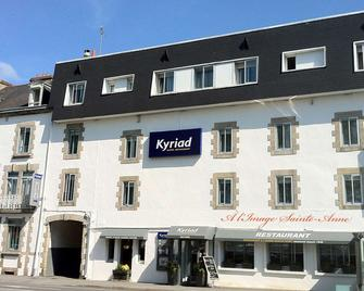 Kyriad Vannes Centre Ville - Vannes - Building