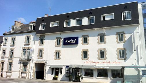 Kyriad Vannes Centre-Ville - Vannes - Building