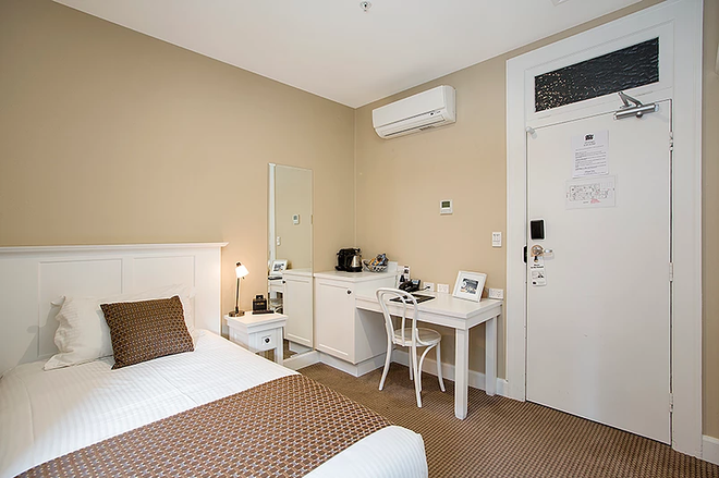 Ch Boutique Hotel Ascend Hotel Collection - Tamworth - Κρεβατοκάμαρα