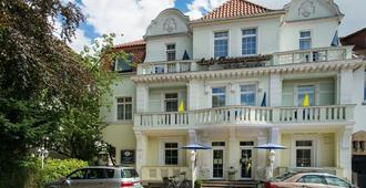 Hotel Rosengarten - Bad Salzuflen - Gebäude