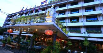 Anodard Hotel Chiang Mai - Чианг-Май - Здание