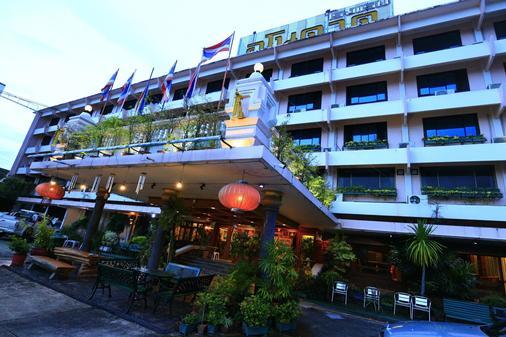 Anodard Hotel Chiang Mai - Chiang Mai - Building