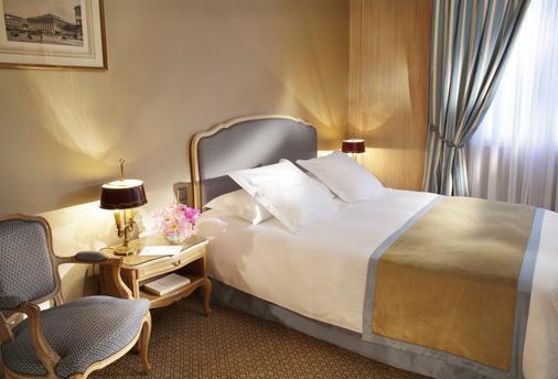 Splendid Etoile Hotel - Paris - Bedroom