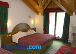 Hotel Garni La Felce - Carisolo - Bedroom