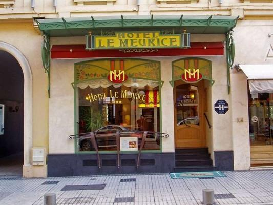 Le Meurice - Νίκαια - Θέα στην ύπαιθρο