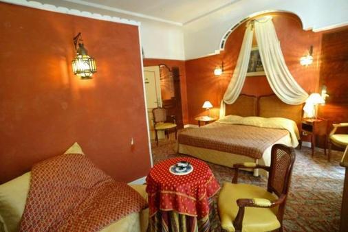 Le Meurice - Nice - Bedroom