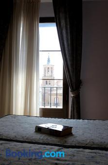 Hotel Hispania - Zaragoza - Balcony