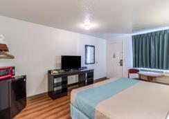 Motel 6 Astoria Or - Astoria - Bedroom