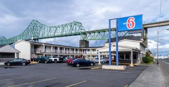 Motel 6 Astoria, OR - Astoria - Gebäude