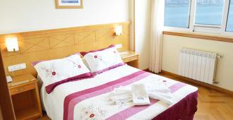 Hotel Cristal 2 - La Coruña - Bedroom
