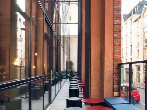 Hôtel Mercure Rennes Centre Parlement - Rennes - Bar
