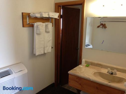Range Country Lodging - Murdo - Bathroom