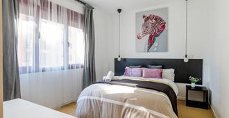 A&z Javier Cabrini - Madrid - Bedroom