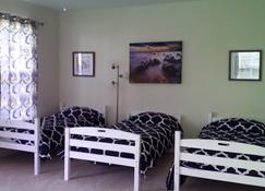 Beautiful New 4br 3.5ba Townhouse, Perfect Location, Walk To Everything, Sleeps9 - Ocean City - Bedroom