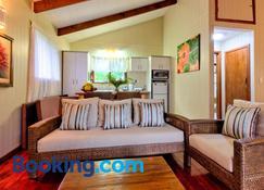 Te Ava Beach Villas - Rarotonga - Sala de estar