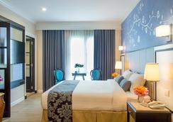 Sara's Hotel - Μπανγκόκ - Κρεβατοκάμαρα