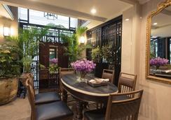 Sara's Hotel - Bangkok - Restaurant