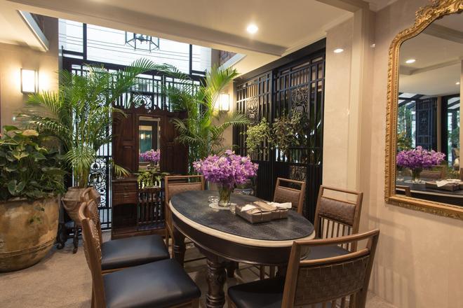 Sara's Hotel - Bangkok - Dining room