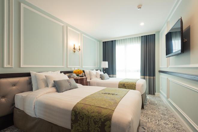 Sara's Hotel - Bangkok - Bedroom