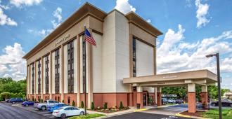 Hampton Inn Charlotte-University Place - Charlotte - Building
