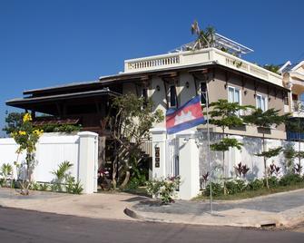 Makk Hotel - Kampot - Building