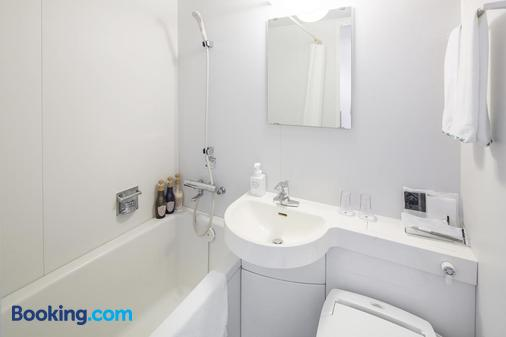 Hotel Mystays Nayoro - Nayoro - Bathroom