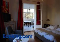 Villa Les Cygnes - Nice - Phòng ngủ