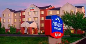 Fairfield Inn & Suites Spokane Downtown - Spokane - Building