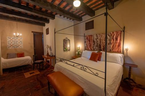 El Beaterio - Santo Domingo - Camera da letto