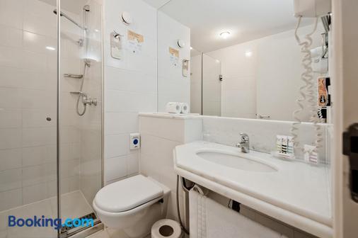 Mercure Guarulhos Aeroporto Hotel - Guarulhos - Bathroom