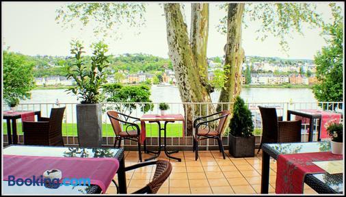 Kleiner Riesen - Koblenz - Balcony