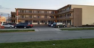 San Juan Motel - Anacortes - Edificio
