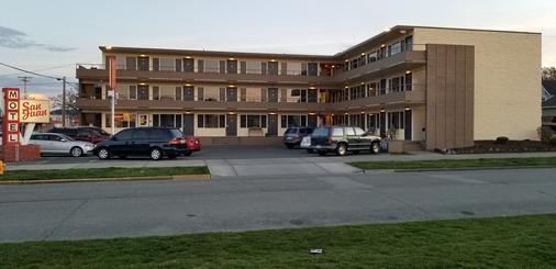 San Juan Motel - Anacortes - Building