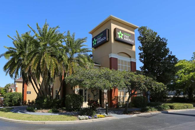 Extended Stay America - Tampa - North Airport - Τάμπα - Κτίριο
