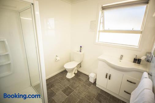 AAA Thames Court Motel Oamaru - Oamaru - Bathroom