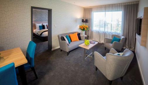 Sudima Hotel Christchurch Airport - Christchurch - Olohuone