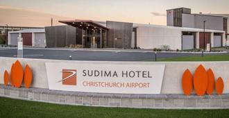克萊斯特徹奇機場蘇迪馬飯店 - 基督城