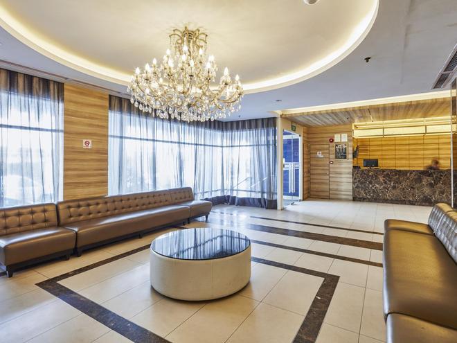 新加坡81酒店-狄生 - 新加坡 - 大廳