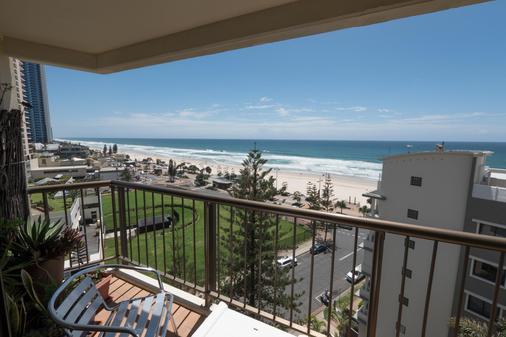Aloha Apartments - Surfers Paradise - Ban công